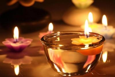 El entorno perfecto para un masaje Tantra
