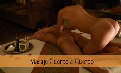 body to body massage in Barcelona
