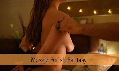 masaje fetish fantasy