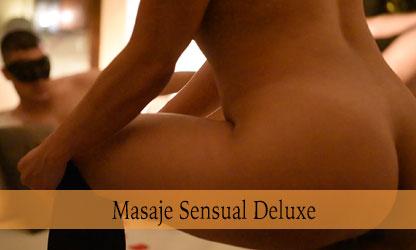 masaje sensual deluxe