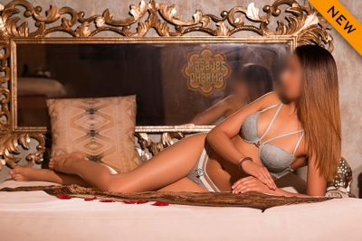 Carla nuru masseuse in barcelona