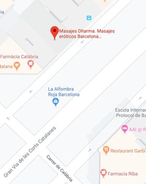 localización masajes eróticos Dharma