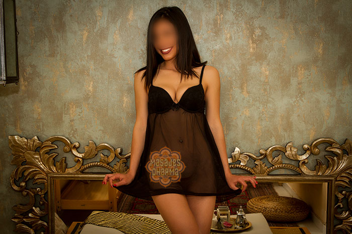Vera Russian tantra masseuse in Barcelona