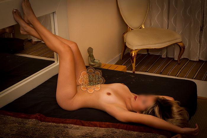 Olivia masajista erótica española